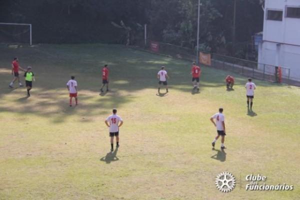 Notícias Neste domingo tem semifinais do Torneio Interno de Futebol Society  Veteranos 4426122a79662